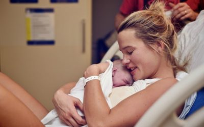 Healing the perineum after giving birth