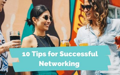 10 Tips for Successful Networking