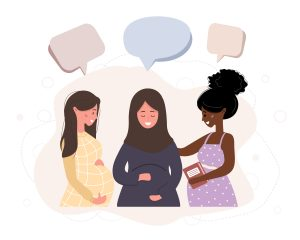 Virtual Pregnancy Support Group